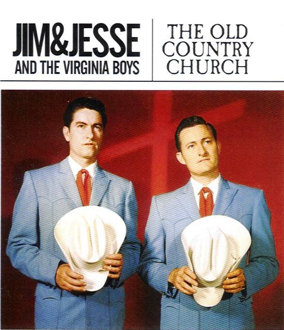 OldCountryChurchcdcover